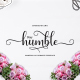 Humble Script - GraphicRiver Item for Sale