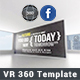 FB 360 VR Tour Mockup - GraphicRiver Item for Sale