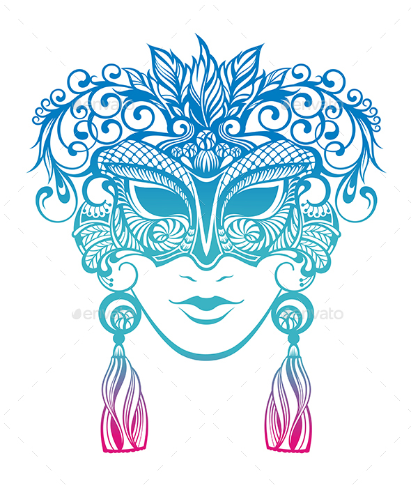 Carnival Mask - Miscellaneous Vectors