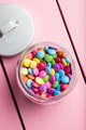 Colorful chocolate candies. - PhotoDune Item for Sale