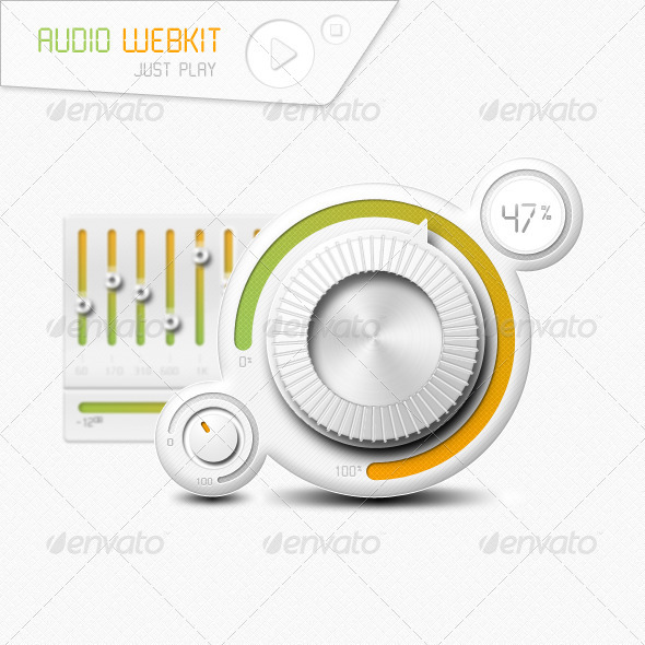 Audio Webkit - Miscellaneous Web Elements