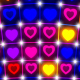 Heart Glowing Flashing - VideoHive Item for Sale
