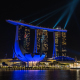 Marina Bay Sands Lighting Show - VideoHive Item for Sale