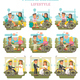 Wheelchair Lifestyle - GraphicRiver Item for Sale