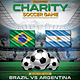 Soccer Flyer / Poster - GraphicRiver Item for Sale