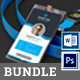 ID Card Bundle - GraphicRiver Item for Sale