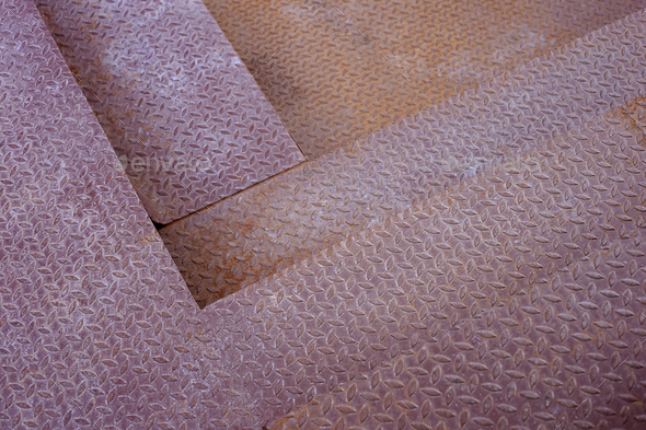 Abstract rusty steel background - Stock Photo - Images