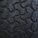 Closeup on a tire on a dark background - PhotoDune Item for Sale
