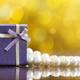 Purple christmas gift box - PhotoDune Item for Sale