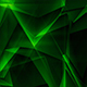 Green Abstract Polygonal Background Loop - VideoHive Item for Sale