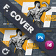 Fitness Time Cover Templates - GraphicRiver Item for Sale