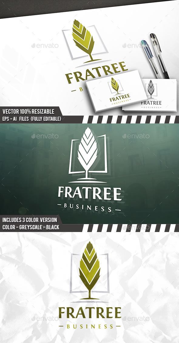 Forest Frame Logo - Symbols Logo Templates