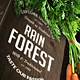 Rain Forest A4 & US Letter Trifold Menu - GraphicRiver Item for Sale