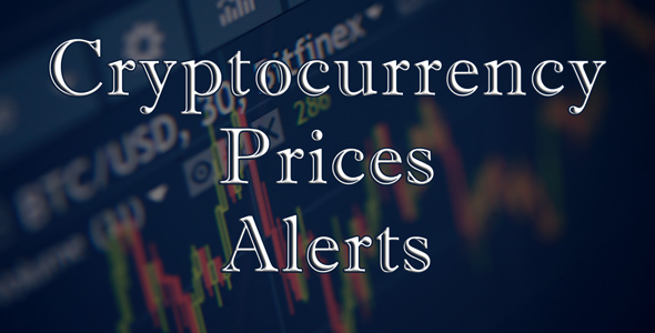 Cryptocurrency Prices Alerts for WordPress Free Download | Nulled