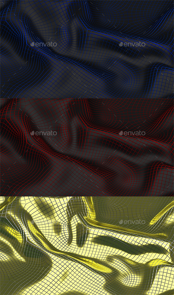 3D illustration Abstract Background - Abstract Backgrounds