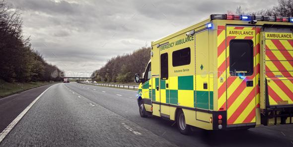 Ambulance - Stock Photo - Images