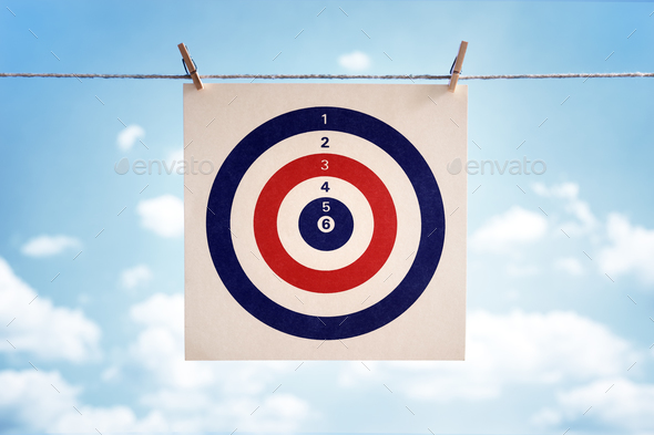 Business target - Stock Photo - Images