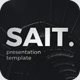 Sait Powerpoint Template - GraphicRiver Item for Sale