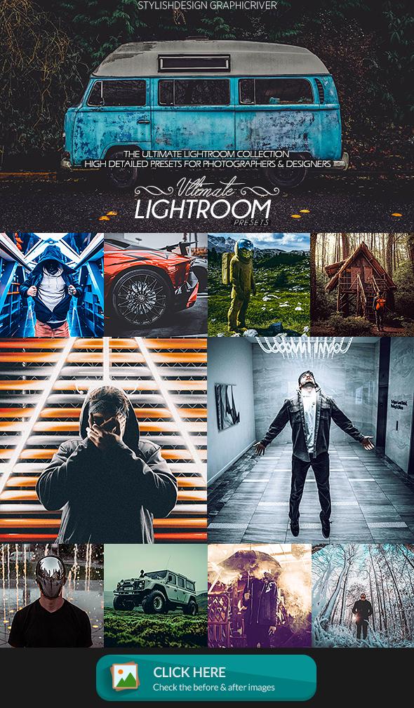Ultimate Lightroom Presets - Lightroom Presets Add-ons