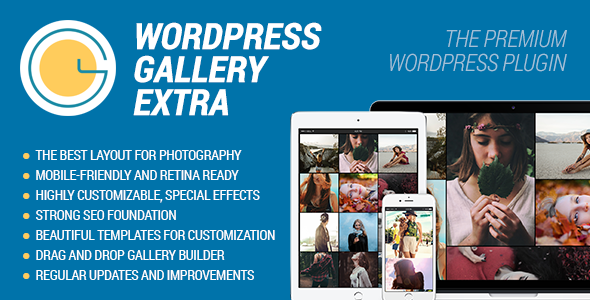 WordPress Gallery Extra - CodeCanyon Item for Sale