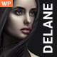 Delane | A Contemporary Photography WordPress Theme