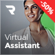 Revirta | Virtual Assistant WordPress Theme - ThemeForest Item for Sale