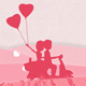 Valentine Backgrounds - VideoHive Item for Sale
