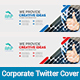 Corporate Twitter Cover - GraphicRiver Item for Sale