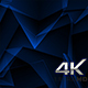 Blue Abstract Polygonal - VideoHive Item for Sale