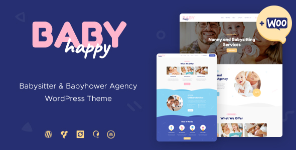 Happy Baby | Nanny & Babysitting Services - Children Retail