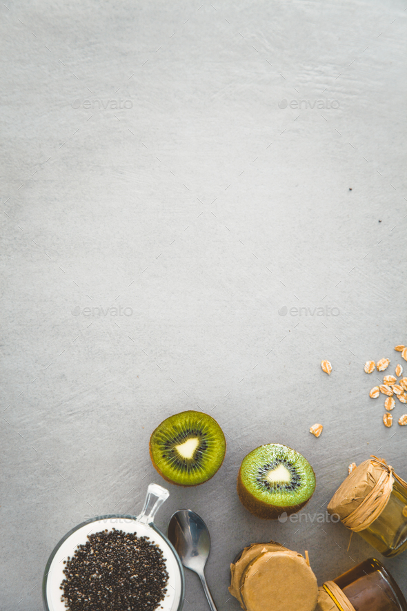 Breakfast cereals - Stock Photo - Images