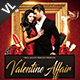 Valentine Affair Poster / Flyer V04 - GraphicRiver Item for Sale