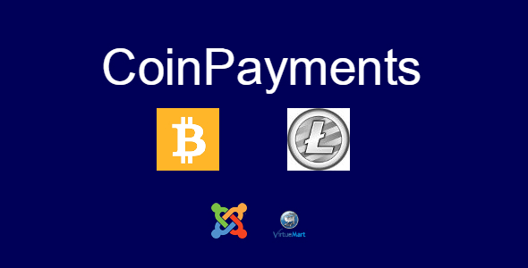 CodeCanyon CoinPayments Joomla Virtuemart Plugin 21270112