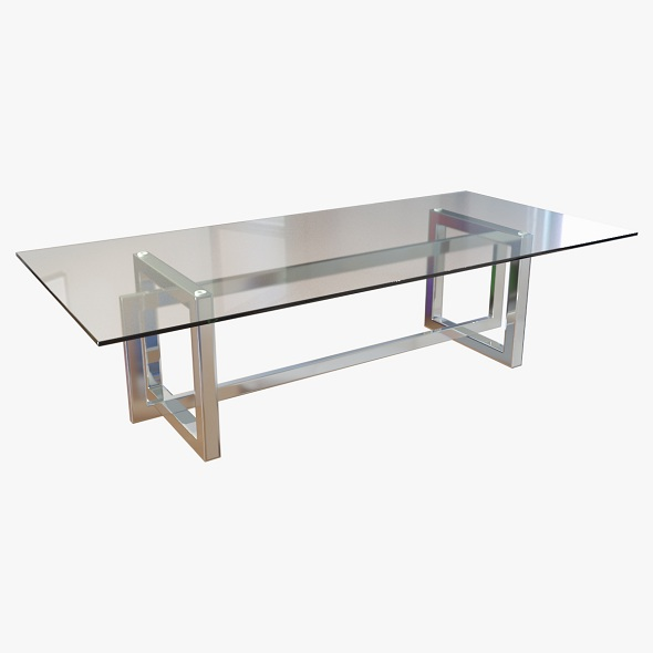 Coffee Table Mario Lareto - 3DOcean Item for Sale