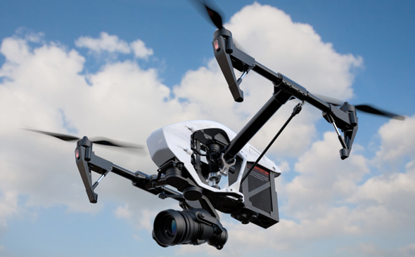 Drone Quadrocopter for Element 3d - 3DOcean Item for Sale