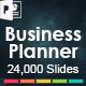 Planner Powerpoint Presentation Template