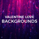 Valentine Love Backgrounds - VideoHive Item for Sale