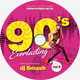 90s Everlasting CD Cover - GraphicRiver Item for Sale