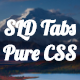SLD Tabs Pure CSS - CodeCanyon Item for Sale