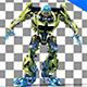 Transformers 3D Dancing - VideoHive Item for Sale