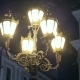 Lamp Street Old Winter - VideoHive Item for Sale