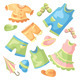Set Of Baby Clothing - GraphicRiver Item for Sale