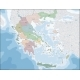 Map of Greece - GraphicRiver Item for Sale