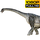 Brachiosaurus 1 Realistic - VideoHive Item for Sale