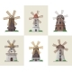 Traditional Old Windmill Buildings Set - GraphicRiver Item for Sale