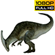 Hadrosaur 1 Realistic Pack 3 - VideoHive Item for Sale