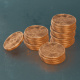 Bitcoin Cryptocurrency Coins - VideoHive Item for Sale