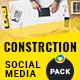 Construction Social Media Pack