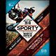 Sport Festival Flyer / Poster - GraphicRiver Item for Sale