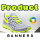 Product Banner Set - GraphicRiver Item for Sale